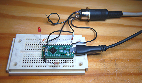 MUFF WIGGLER :: View topic - Simple USB MIDI Clock to DIN Sync Converter